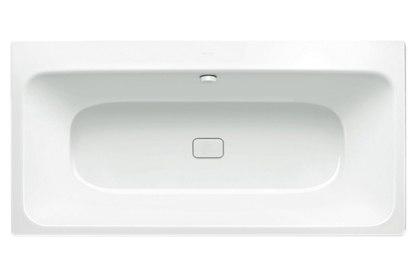 Стальная ванна Kaldewei Asymmetric duo 740 170x80 см
