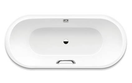 Стальная ванна Kaldewei Classic duo Oval 111 180x80 см - отличное соотношение качества и приемлемой цены.